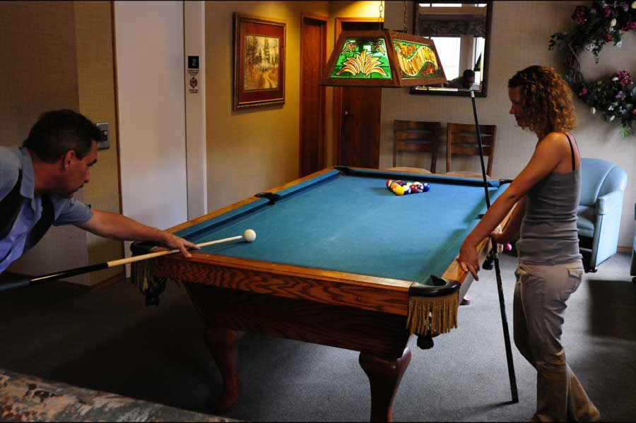 Lagonita Lodge Billiards