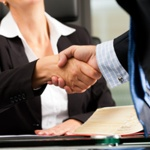 Photo of Timeshare Management Group Handshake